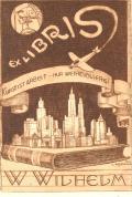 EX LIBRIS W. WILHELM (odkaz v elektronickém katalogu)