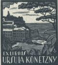 EX LIBRIS URSULA KONETZNY (odkaz v elektronickém katalogu)