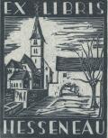 EX LIBRIS HESSENEAU (odkaz v elektronickém katalogu)