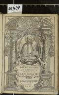DIRECTORIVM IN EXERCITIA SPIRITVALIA B.P.N. IGNATII (odkaz v elektronickém katalogu)