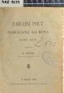 Jubilejní pouť Moravanů do Říma roku 1908