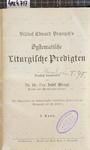 Bischof Eduard Brynych's Systematische Liturgische Predigten