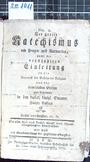 No. 2. Der grosse Katechismus mit Fragen und Antworten, samt der vollständigen Einleitung in die Kenntniß der Gründe der Religion und den beweisenden Stellen zum Gebrauche in den kaiserl. königl. Staaten