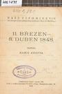 11. březen - 8. duben 1848